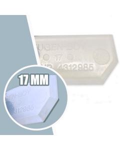 FUGENBOY 17 mm afgladprofiel