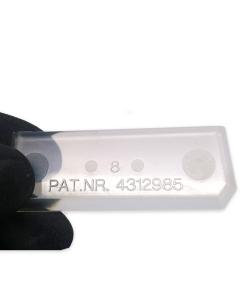FUGENBOY 8 mm Spachtel Silikonabzieher Fugenspachtel