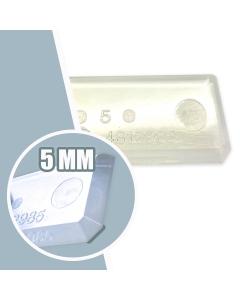 FUGENBOY 5 mm afgladprofiel